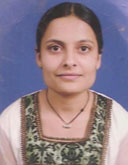 Ms Atinder Kaur-4th in Punjab Class-PBBsc 1st