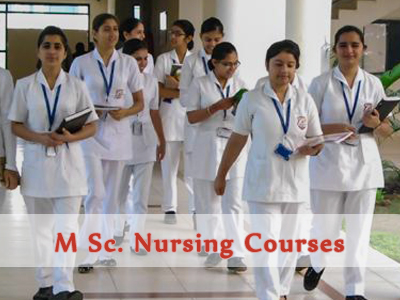 M.SC. NURSING