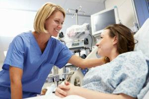 nursing characteristics