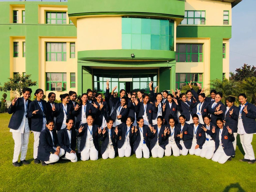 Amar professional college of nursing