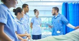 MSC nursing scope internationally
