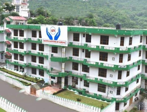 Awasthi Institute Of Nursing, Nalagarh, Himachal Pradesh