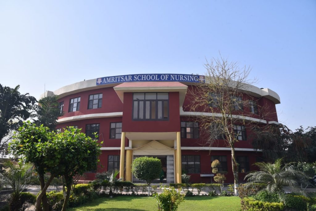 Amritsar School of Nursing, Amritsar, Punjab