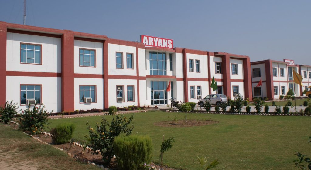 Aryans Institute of Nursing, Patiala, Punjab
