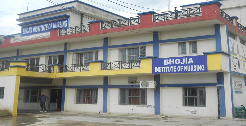 Bhojia Institute Of Nursing, Baddi, Himachal Pradesh