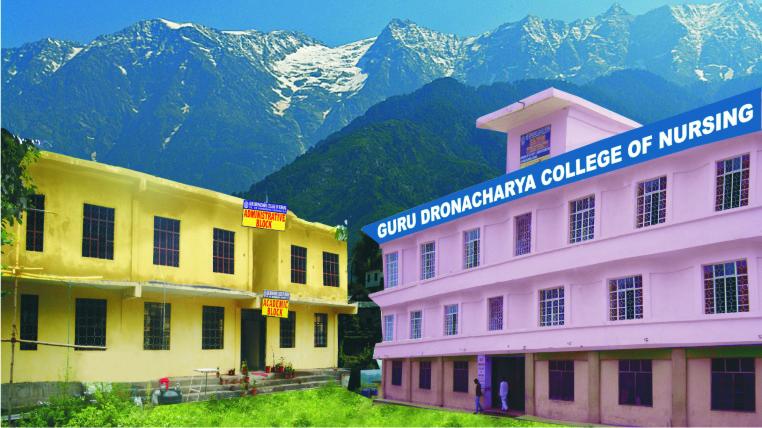 Guru Dronacharya Nursing College, Dharmshala, Himachal Pradesh