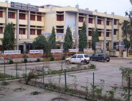 Sacred Heart Nursing School, Jalandhar