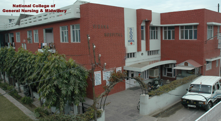 National College of Nursing and Midwifery, (NCNM), Barnala