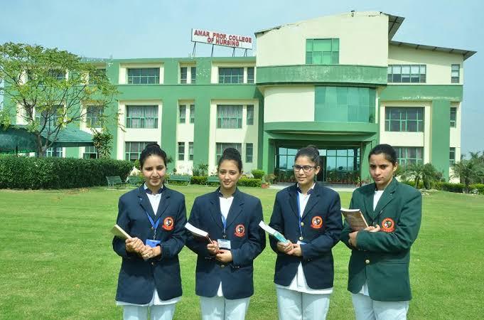 PNRC colleges in Punjab