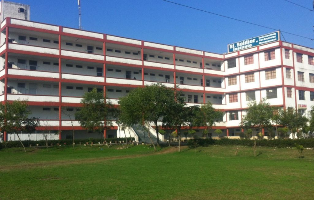 St. Soldier Institute of Engineering and Technology, Jalandhar